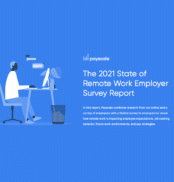 2021 State of Remote Work Report Cover
