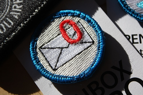 organization email tips apps management
